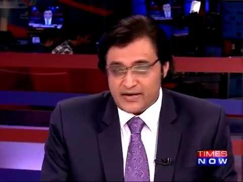Arnab Goswami's Take On Manohar Parrikar's Surgical Strike Comment