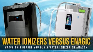 Kangen Water Machines Vs Other Water Ionizers Sold On The Internet