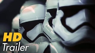 STAR WARS EPISODE 7 VII German Deutsch Teaser Trailer [2015]