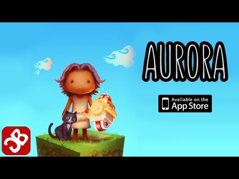 Aurora - Puzzle Adventure (By Silverback Games) - iOS/Android - Gameplay Video