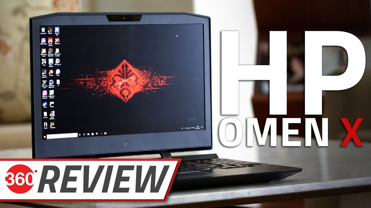 HP Omen X 17-inch Gaming Laptop Review | Ultimate Gaming Desktop  Replacement?