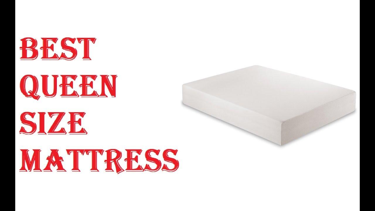 best queen size mattress 2019 youtube. Black Bedroom Furniture Sets. Home Design Ideas