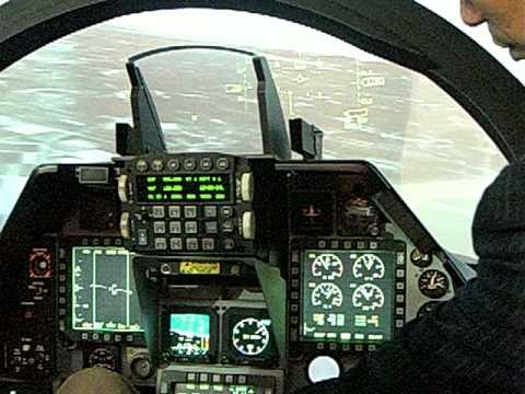 T-50 Golden Eagle Real simulator ( F16 similar)