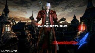 DMC4 Returns - Dante Combo Mad