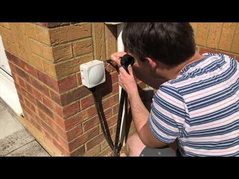 Building My Garden Office: Part 9 - Electrics, Networking, Insulation