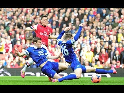 Arsenal vs Everton 4-1 FA Cup All goals & Highlights