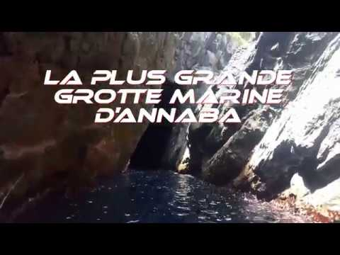 Algérie Annaba (Seraidi NEW 2017) - La plus grande grotte marine d'Algérie?