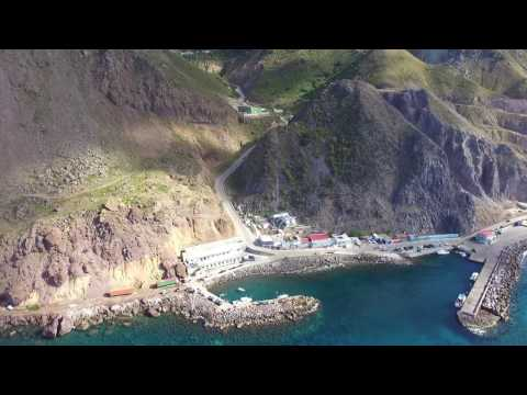 The Island of Saba - Dutch Caribbean