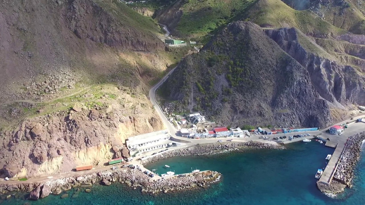 The Island of Saba Dutch Caribbean