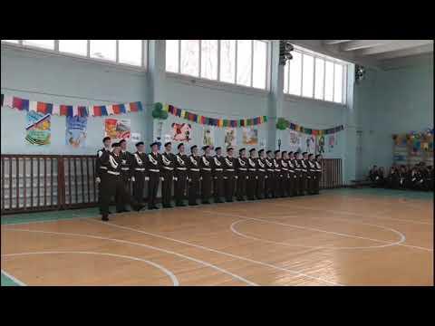 Аты-Баты 2018 17 гимназия ,Новосибирс