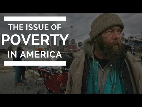 The Issue of Poverty in America