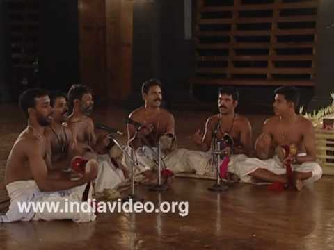 Ayyappanpaattu - in honor of Lord Ayyappa