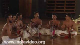 Ayyappan pattu, Ritual art, song, Lord Ayyappa, Sastha, Kerala, India