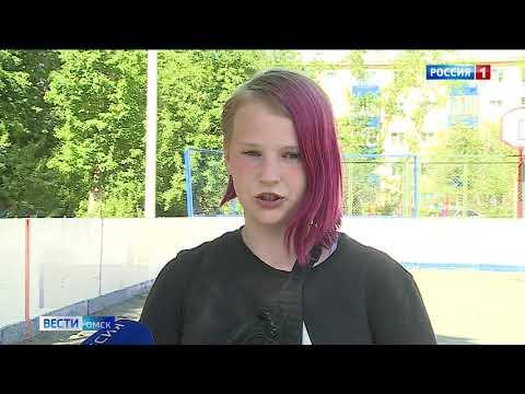 В Омске на спортивной площадке погиб ребёнок