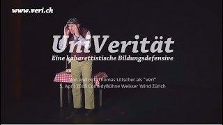 Veri - CH Dialekt - UniVerität - Trailer