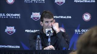Michael Phelps talks world records before Rio 2016 Olympics
