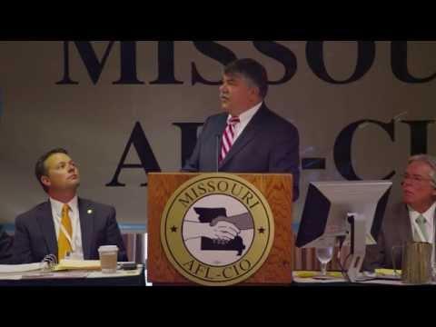 Ferguson Speech   President Richard Trumka   AFL-CIO Video