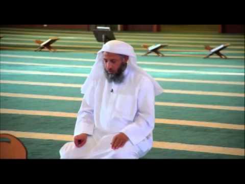 كيفية الجلوس في التشهد الأول والأخير   الشيخ مشاري الخراز ...