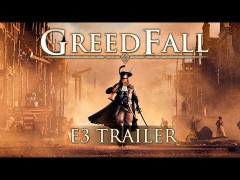 [E3 2018] GreedFall – E3 Trailer