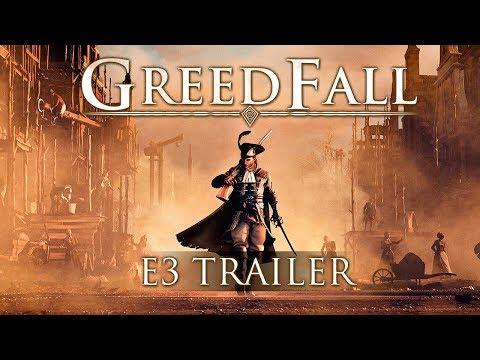 [E3 2018] GreedFall – E3 Trailer