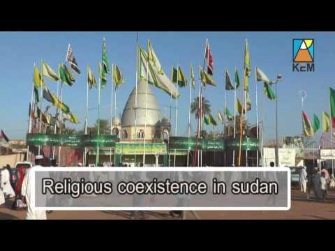 Religious coexistence in sudan