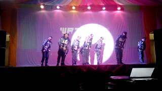 Crossover - Swagfest Mindanao Hiphop Dance Battle 2013
