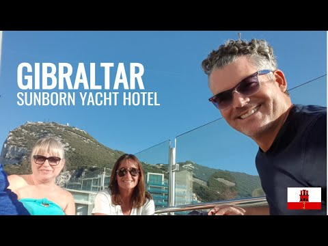 A fun packed weekend in Gibraltar staying at the luxury Sunborn Yacht Hotel at the Ocean village