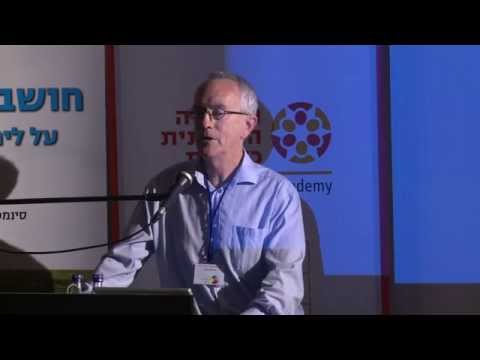 Prof. Steve Keen in the Economics Students Forum conference in Tel Aviv