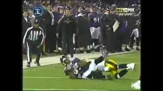 Steelers vs Ravens 15wk 2008