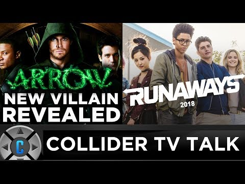 New Arrow Villain Vigilante Cast, Marvel's Runaways Casting - Collider TV Talk