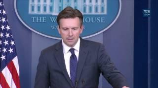 11/28/16: White House Press Briefing