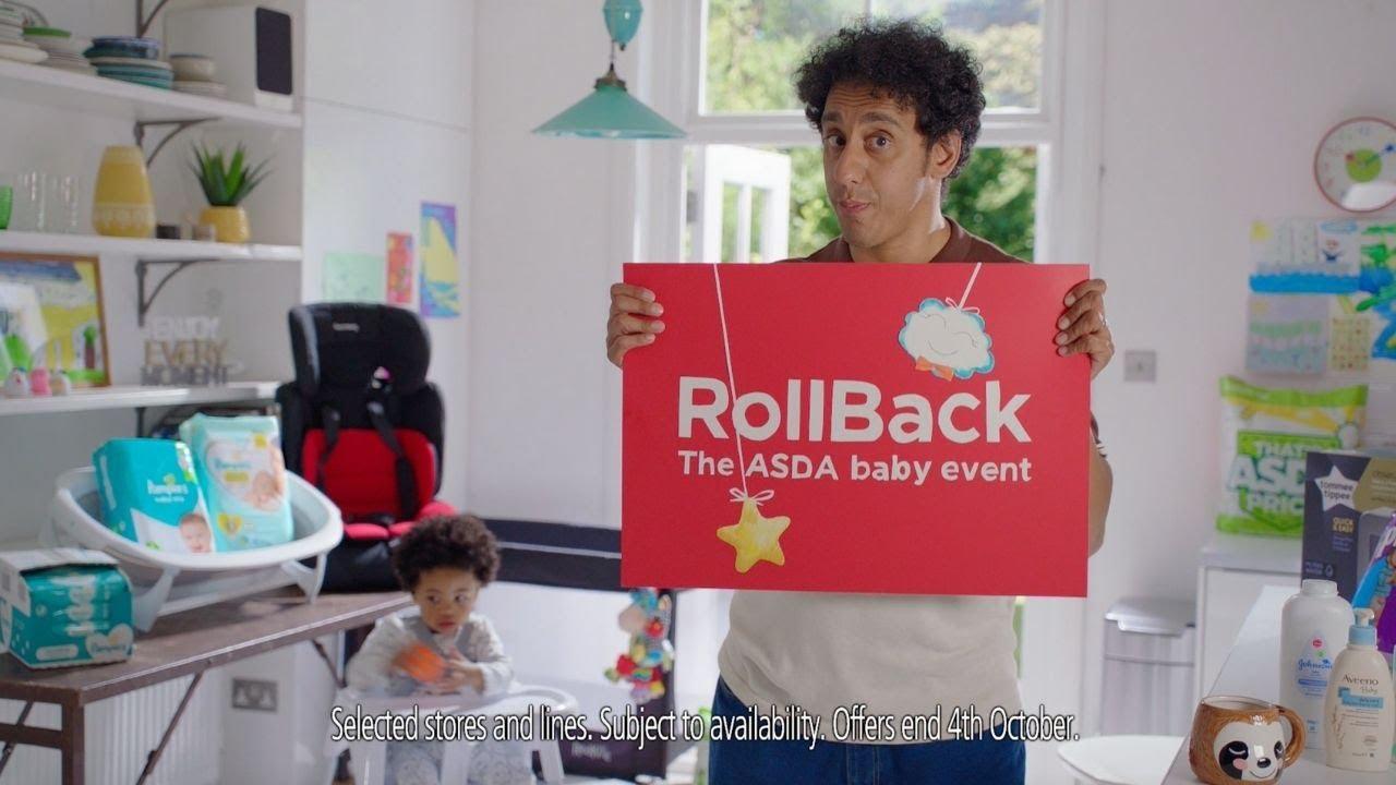 Youtube Asda Christmas Advert 2021 That S Asda Price Baby Rollback Tv Advert Asda Youtube