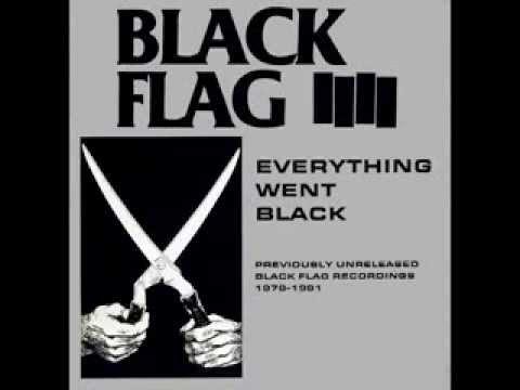 Black Flag - Clocked in