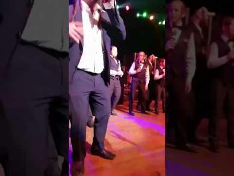 Milech Kohn live performance rocking veuhavtu Brooklyn college a yochi briskman production