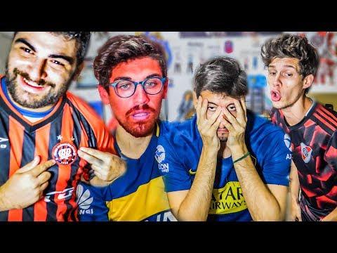 Paranaense 3 Boca 0 | Copa Libertadores 2019 | Reacciones de amigos
