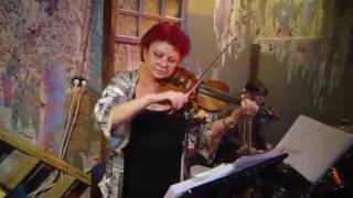 Mazl Girls klezmer band