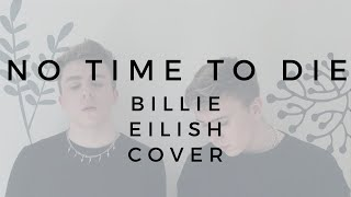 No time to die Billie Eilish cover