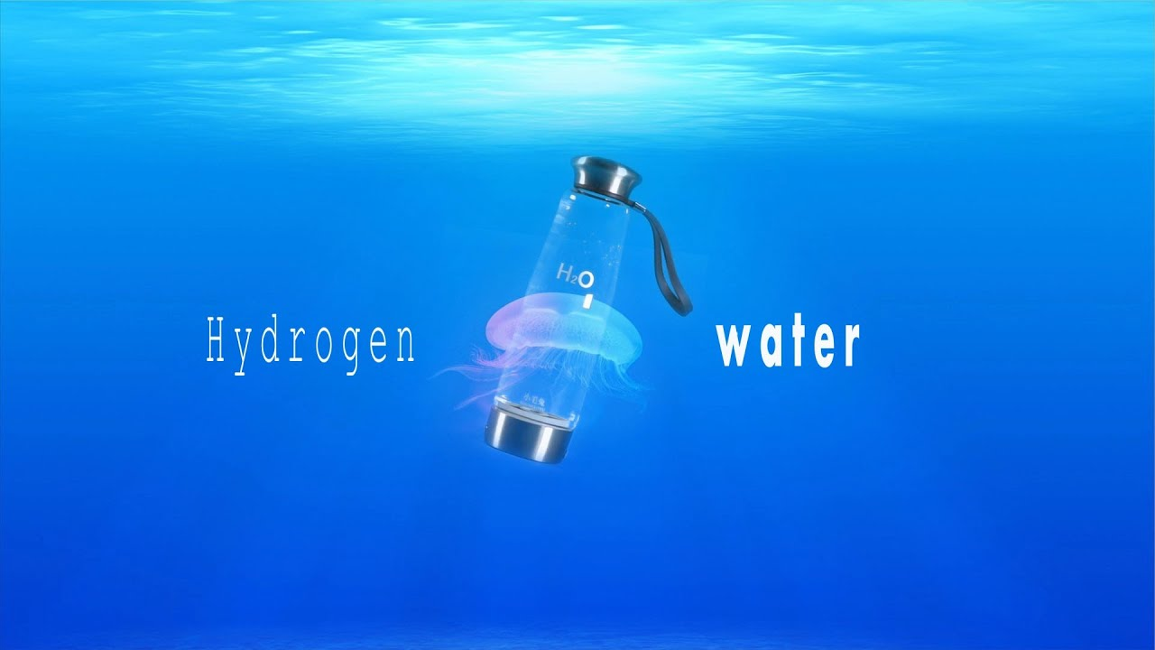 how to make hydrogen water