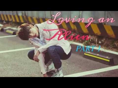 (BTS FF Video) Loving an Alien Part 1 || Kim Taehyung