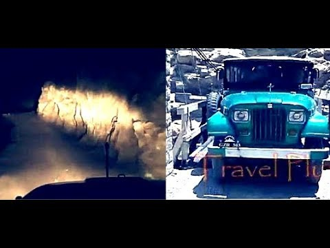 The Scariest Road On the Planet - | Shimshal , Pakistan