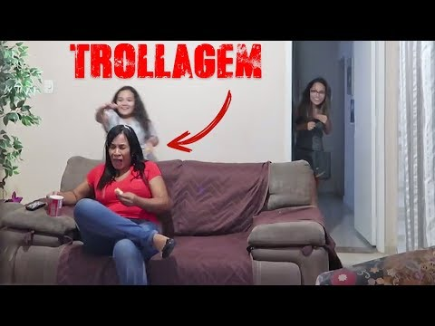 TROLLEI A MINHA MÃE! - JULIANA BALTAR