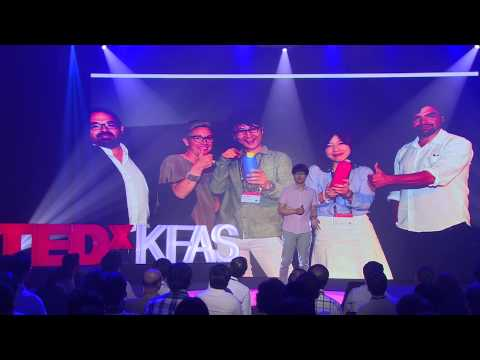 Breaking Boundaries in Design | Jun Seo Lee | TEDxKFAS
