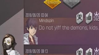 Well...I Read More Demon Review Comments in SMT: Liberation Dx2