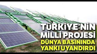 Türkiye'nin Milli Projesi, Dünya Basınında BM'nin Açlık Raporuna Panzehir Olarak Sunuldu