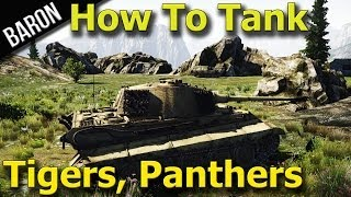 War Thunder Tanks - How To Tank, Tanker