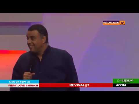 THE MYSTERY WOMAN | REVIVAL @ 7 | BY DAG HEWARD-MILLS