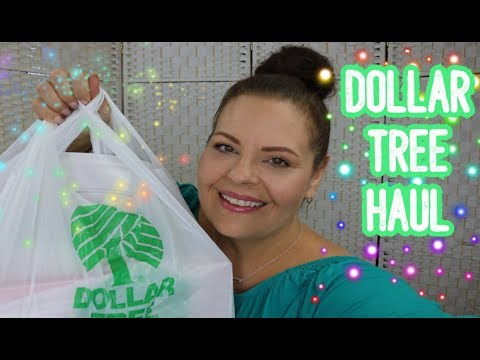 DOLLAR TREE HAUL l Sherri Ward thumbnail