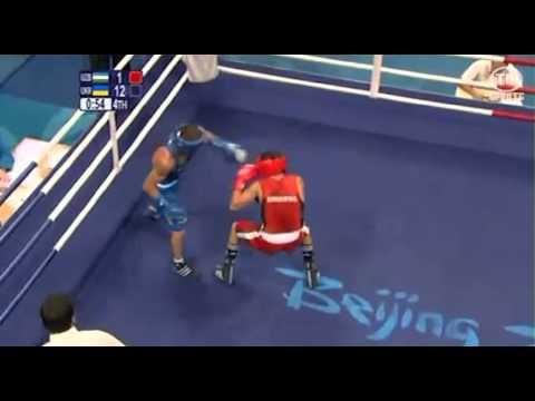 Vasyl Lomachenko Olympic Gold Medal Highlights