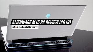 Alienware m15 R2 Review (2019)