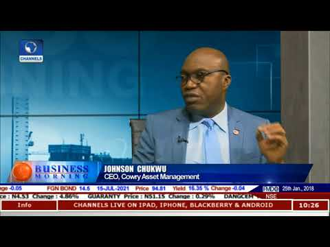 Examining The True State Of The Nigerian Economy Pt.2 |Business Morning|
